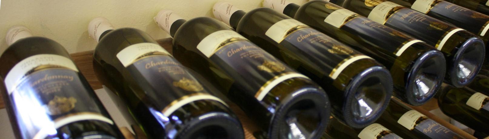 Lahvové a sudové víno